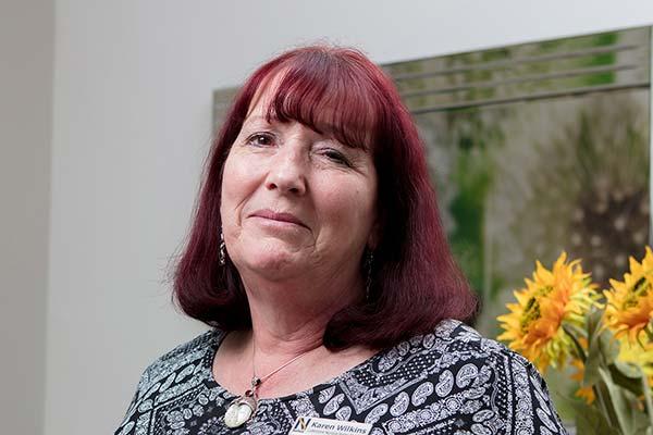 Karen Wilkins Lukestone Manager
