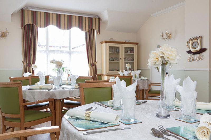 Lukestone Dining Room