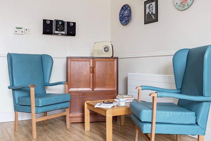 Lukestone Lounge Area